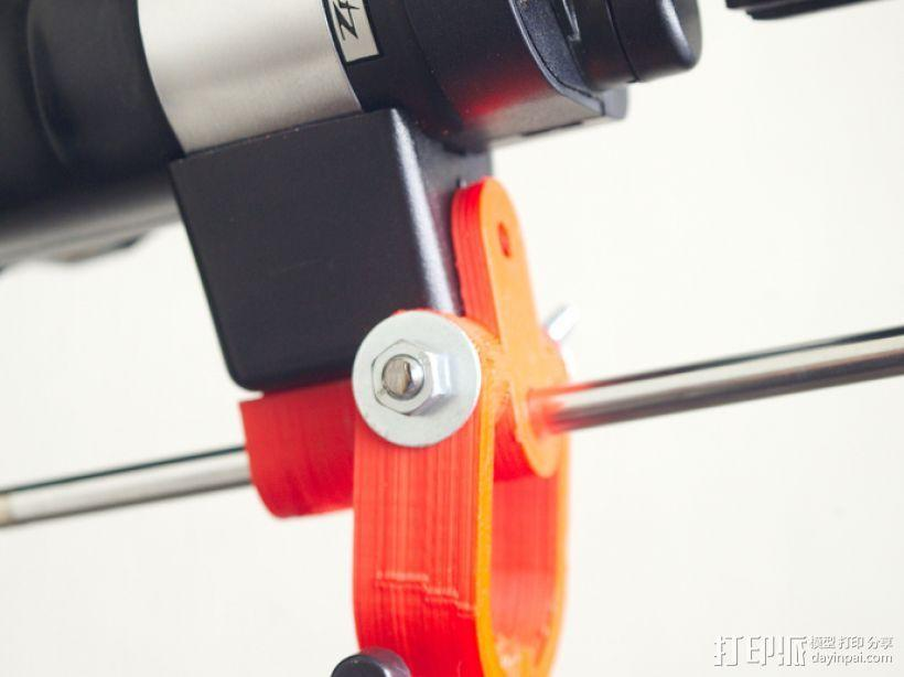 摄像机挂载 3D模型  图3