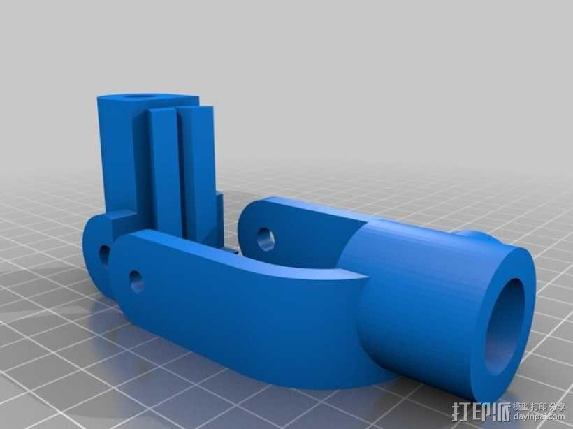 摄像机挂载 3D模型  图2