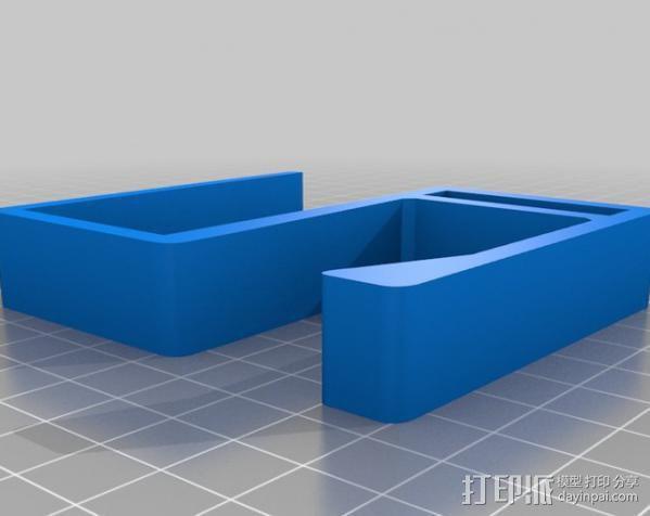 IKEA 挂钩 3D模型  图1