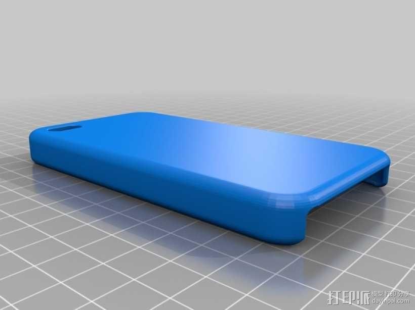 Iphone4 手机壳 3D模型  图1