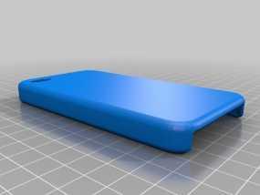 Iphone4 手机壳 3D模型