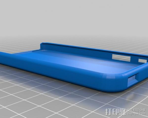 Iphone4 手机壳 3D模型  图4