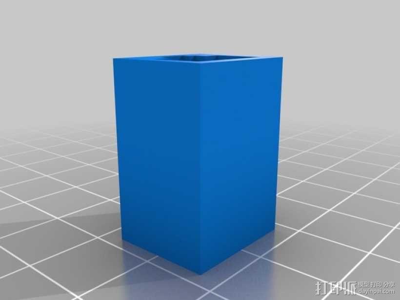 储存器 3D模型  图1
