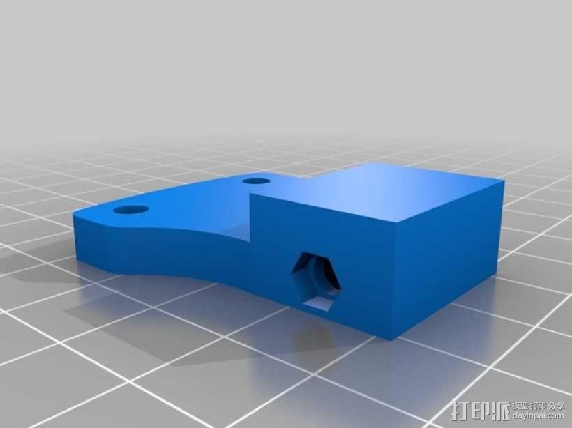 摄像头适配器 3D模型  图5