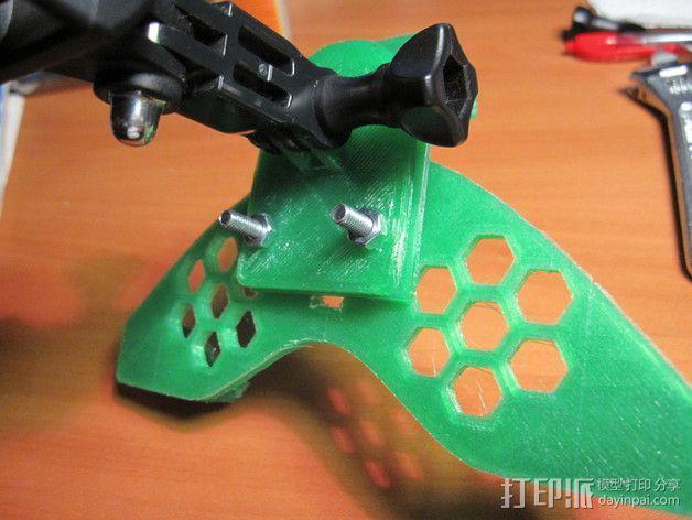 手机支架 3D模型  图6