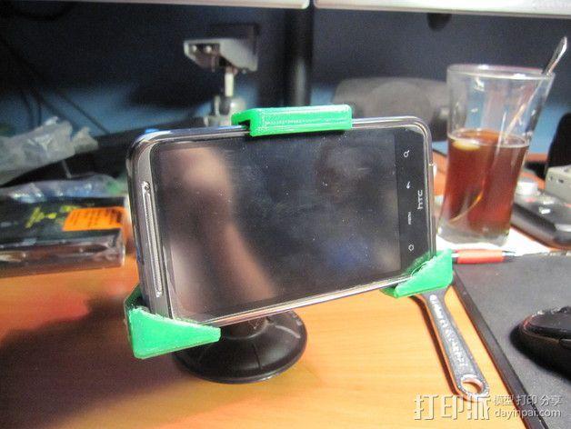 手机支架 3D模型  图8