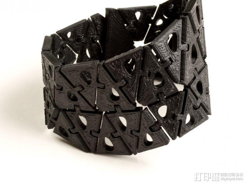 手镯 3D模型  图3