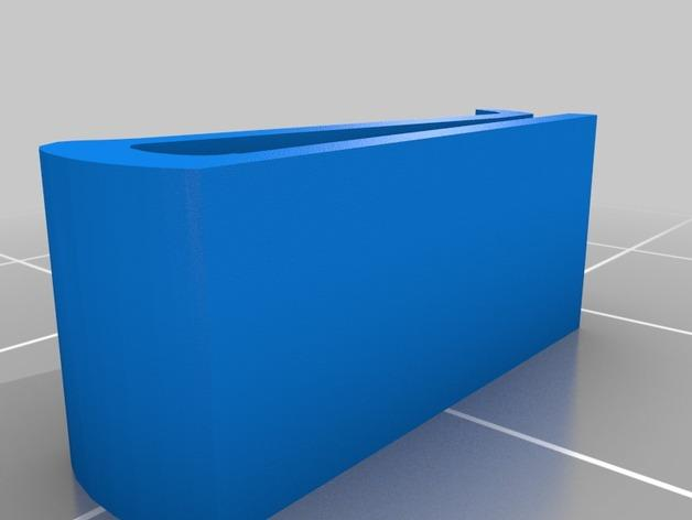 四叶草卡扣 3D模型  图5