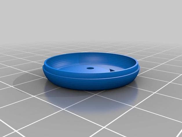 巧克力吊坠 3D模型  图4