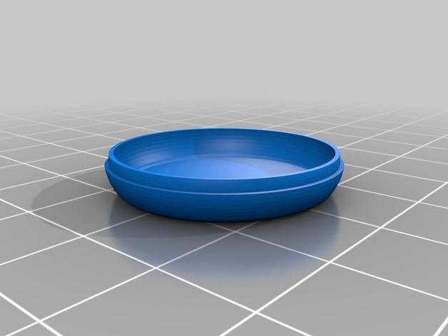 巧克力吊坠 3D模型  图5