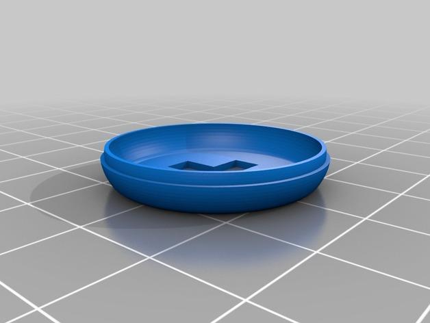 巧克力吊坠 3D模型  图7