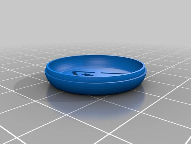 巧克力吊坠 3D模型  图8