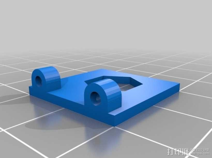 Hex领带 3D模型  图8