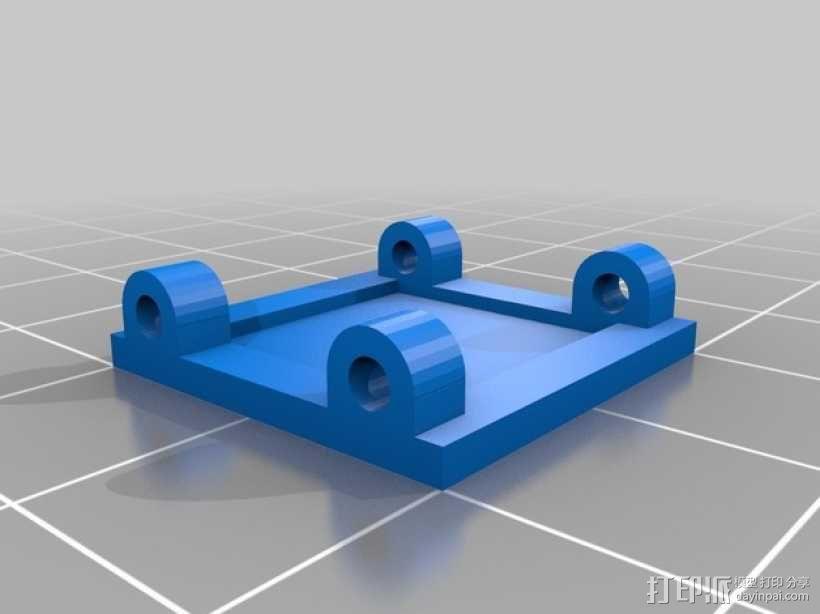 Hex领带 3D模型  图7