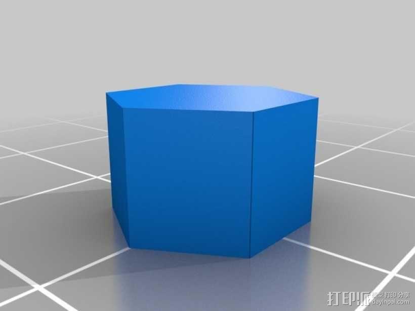 Hex领带 3D模型  图10