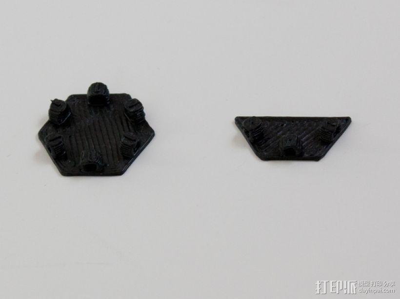 Hex领带 3D模型  图12