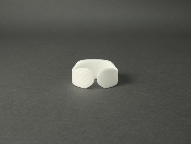 带夹层的手镯 3D模型  图3