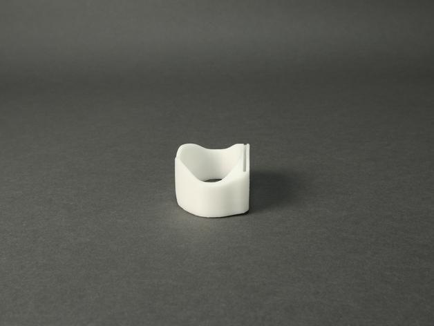 带夹层的手镯 3D模型  图4