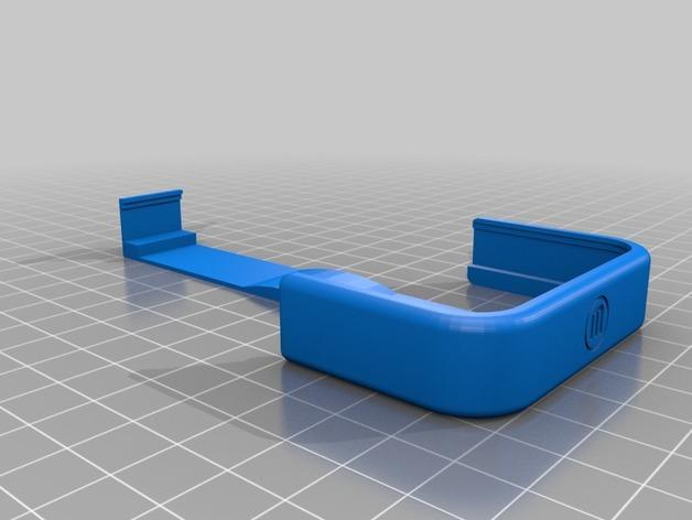 Iphone手机钱夹 3D模型  图3