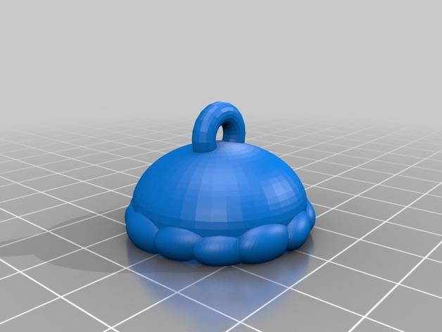 花盆吊坠 3D模型  图6