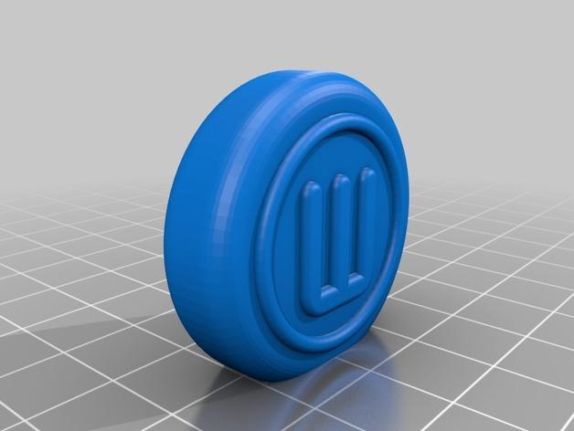 背包吊坠 3D模型  图3
