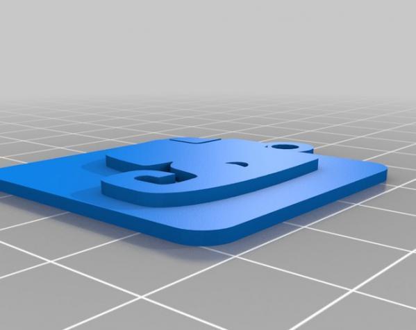 IOS钥匙坠 3D模型  图13