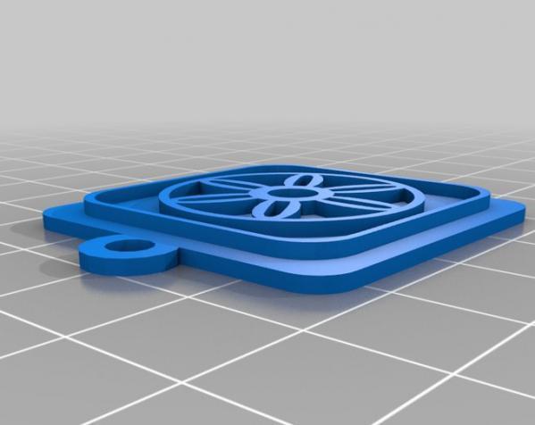 IOS钥匙坠 3D模型  图16