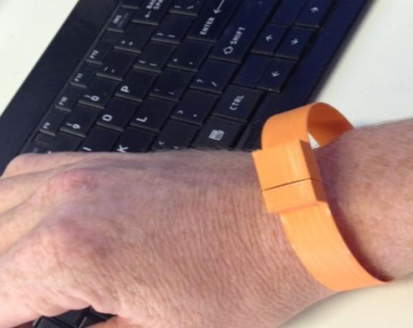 USB手环 3D模型  图2