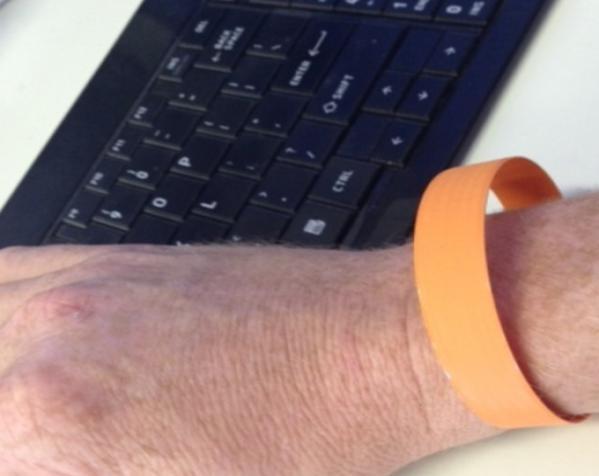 USB手环 3D模型  图4
