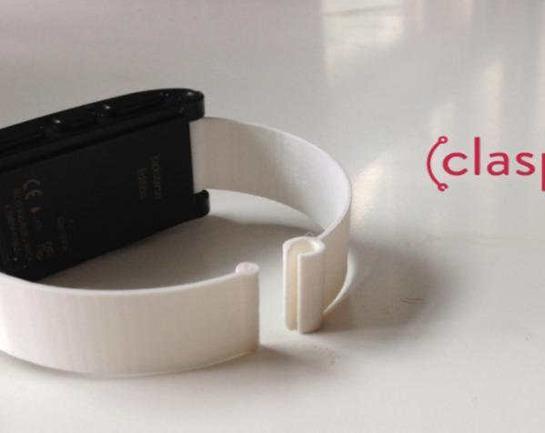手表带 3D模型  图1