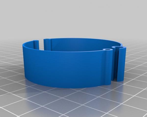 手表带 3D模型  图6