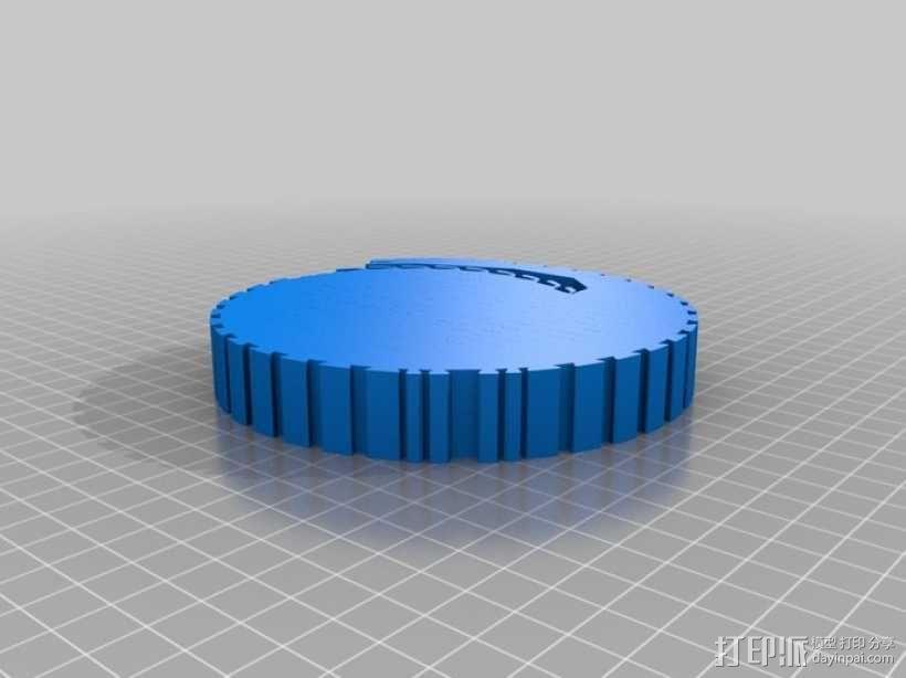 领带 3D模型  图6