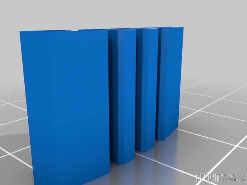 领带 3D模型  图7