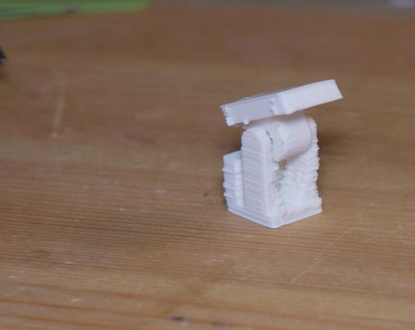 字母眼镜 3D模型  图5