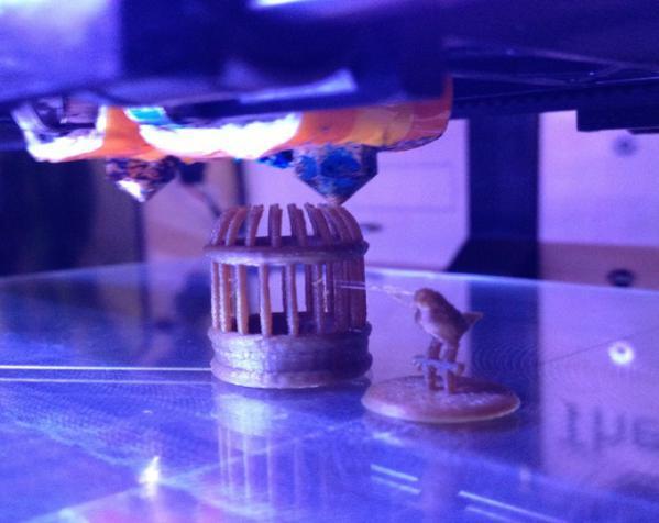 笼中鸟 吊坠 3D模型  图5