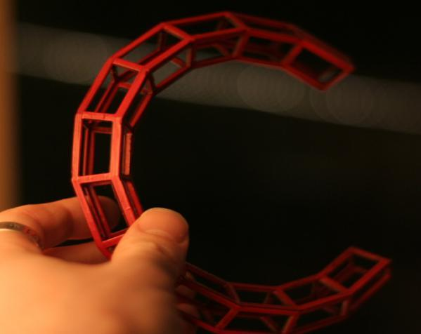 几何项链 3D模型  图8