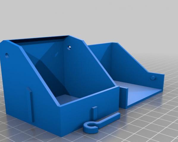 情人节礼品盒 3D模型  图3