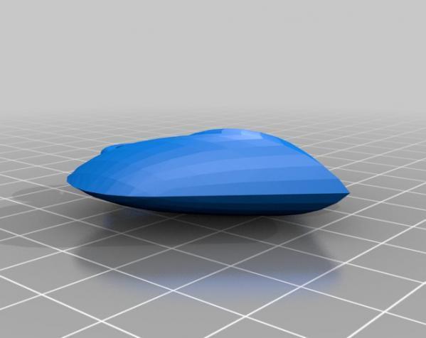 情人节礼品盒 3D模型  图4