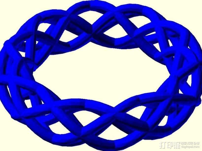 手镯 戒指 王冠  3D模型  图7