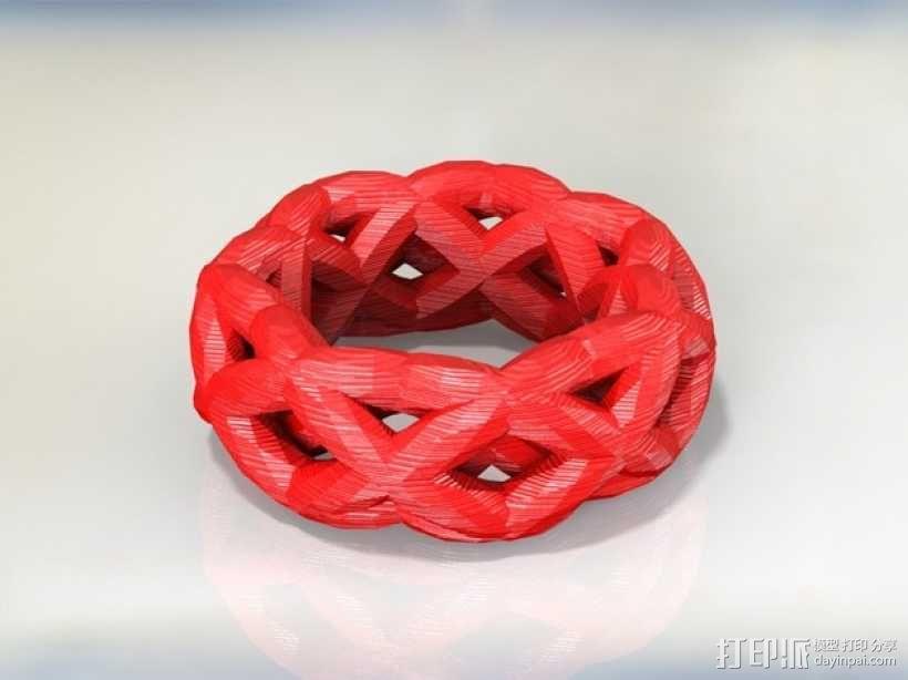 手镯 戒指 王冠  3D模型  图10