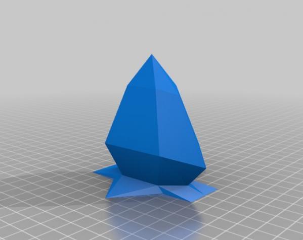 LED恐龙服装 3D模型  图2