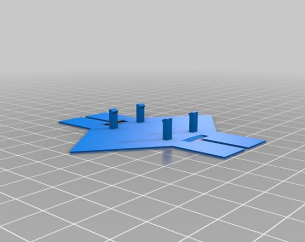 LED恐龙服装 3D模型  图6