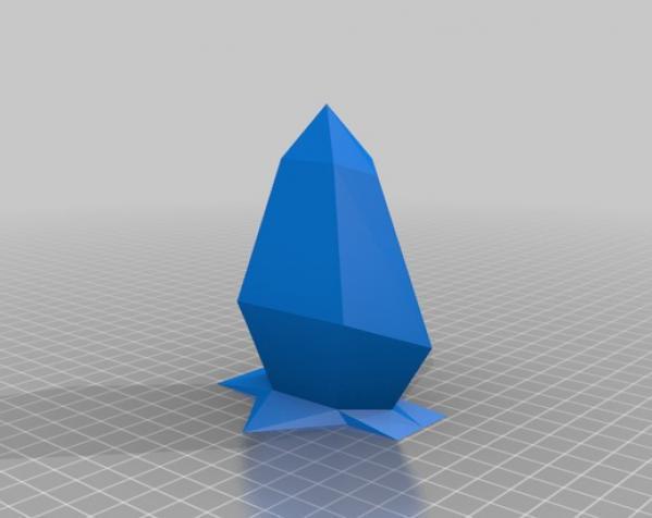 LED恐龙服装 3D模型  图4