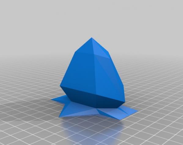 LED恐龙服装 3D模型  图5