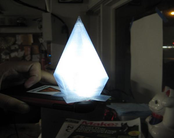 LED恐龙服装 3D模型  图7