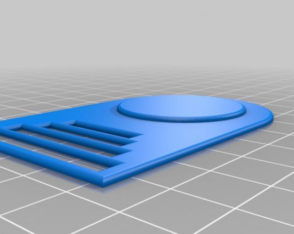 护胸和胸带 3D模型  图4