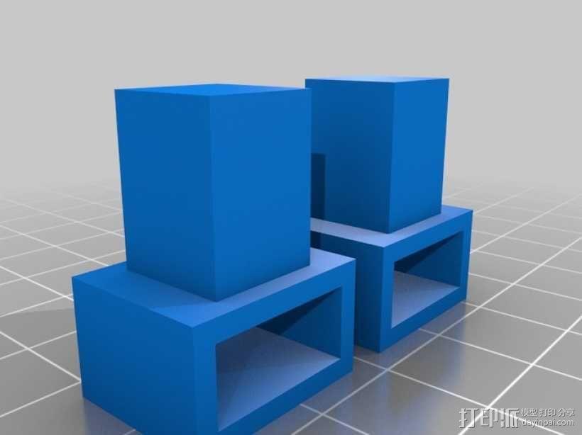 战斗中的猫咪 3D模型  图5