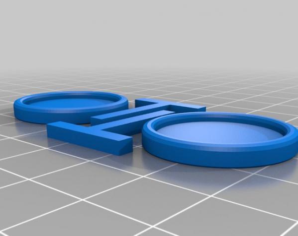 袖扣 3D模型  图9
