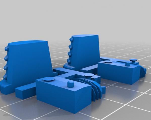 袖扣 3D模型  图8