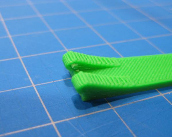 百叶窗式眼镜 3D模型  图3